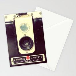 Vintage Camera Love: Kodak Hawkeye Flash! Stationery Cards