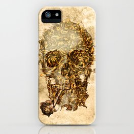 Lord Skull / (Skull Collection) iPhone Case