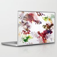 splatter Laptop & iPad Skins featuring Splatter by Leechi
