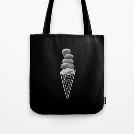 Stone Cold Ice Cream Tote Bag