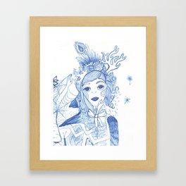 Roadtrippin Framed Art Print