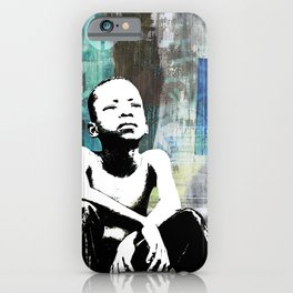 URBAN CHILD iPhone Case