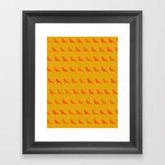 Bird Pop Series Framed Art Print
