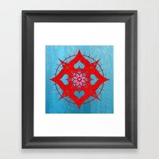 lianai redstone Framed Art Print
