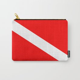 Diver Down Flag Carry-All Pouch