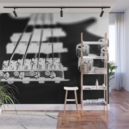 BASS GLOW Wall Mural