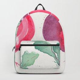 Watercolor beets Backpack