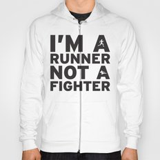 i'm a runner Hoody
