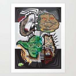 "The ""Ugly"" Art Print"