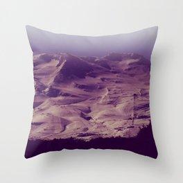 Turoa Skifield Throw Pillow