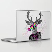 meme Laptop & iPad Skins featuring WWWW by Kris Tate