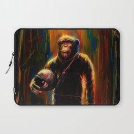 Commander Chimp Laptop Sleeve