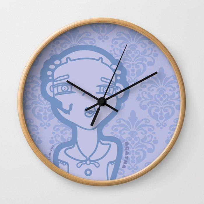 AGATHA Wall Clock