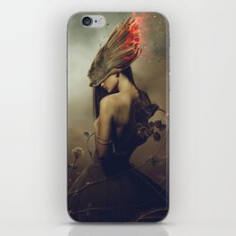 Empathy iPhone Skin