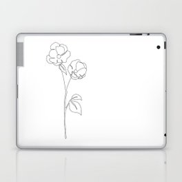 Blossom Out Laptop & iPad Skin