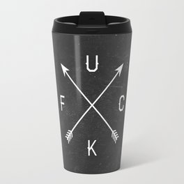 Fuck Travel Mug