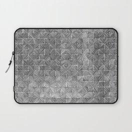 Ink Stitch: Gray Opal Laptop Sleeve