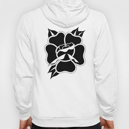 Black Rose I Hoody