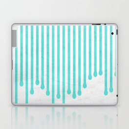 Dripping lines Laptop & iPad Skin