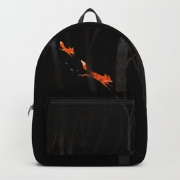 The Advantures of Two foxes Backpack