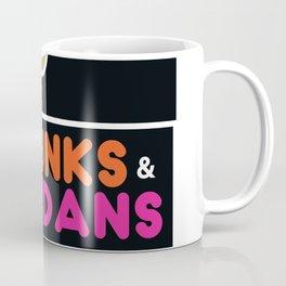 Dunks & Jordans Coffee Mug