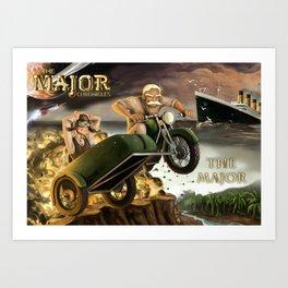 Major Chronicles The Major Art Print