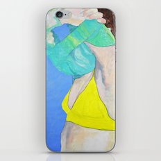 Pullover iPhone & iPod Skin