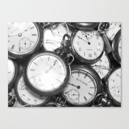 Forever in Time Canvas Print