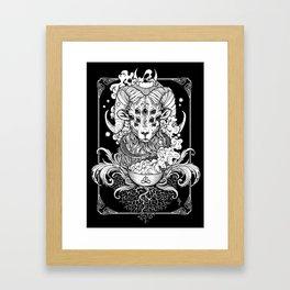 Transmutation Framed Art Print