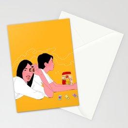 Asian Nostalgia Snacks - Candy Stationery Cards
