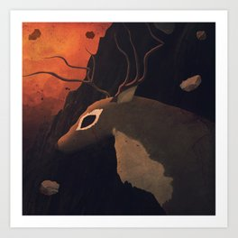 """In Spirits We Trust"" Art Print"