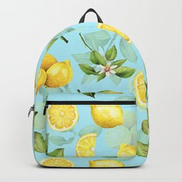 Vintage & Shabby Chic - Lemonade Backpack