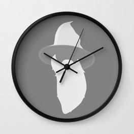 TheHobbit GandalfTheGrey Wall Clock