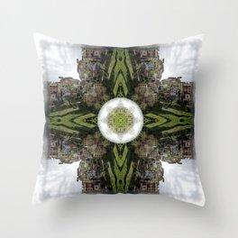 Rise: Corniglia Throw Pillow