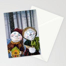 Ingrid and Klaus Frostchild Stationery Cards