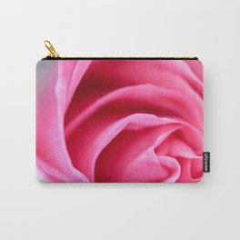 Pink Petals Carry-All Pouch