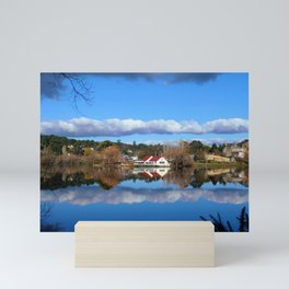 Lake Daylesford Mini Art Print