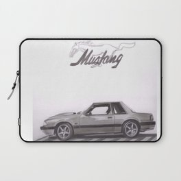 Mustang 1991 Laptop Sleeve