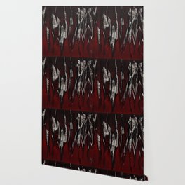 Raging Red Wallpaper