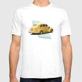 1938 Dodge 4 Door Backend T-shirt