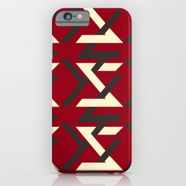 TYPOGRAPHY TTY N17 iPhone Case