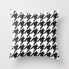 Retro #77 Throw Pillow