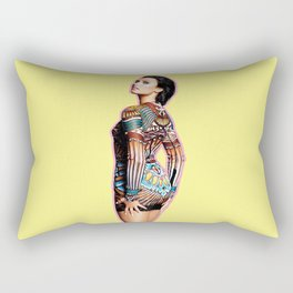 Demi #1 Rectangular Pillow