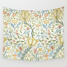 William Morris Flora Wall Tapestry