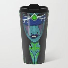 Nightelf Demonhunter Travel Mug