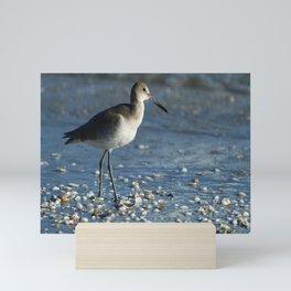 Beach Bum Mini Art Print