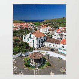 Azorean parish Poster