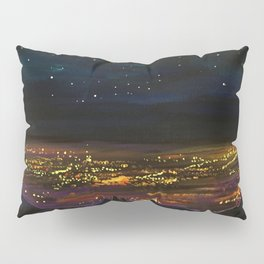 On The Edge Pillow Sham
