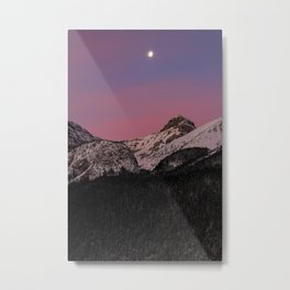Dreamy Sunrise Metal Print