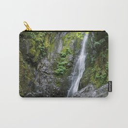 Niagara Falls in Goldstream Provincial Park on Vancouver Island Carry-All Pouch